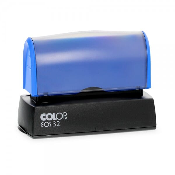SALE - Colop EOS 32 (64x18 mm - 5 Zeilen)