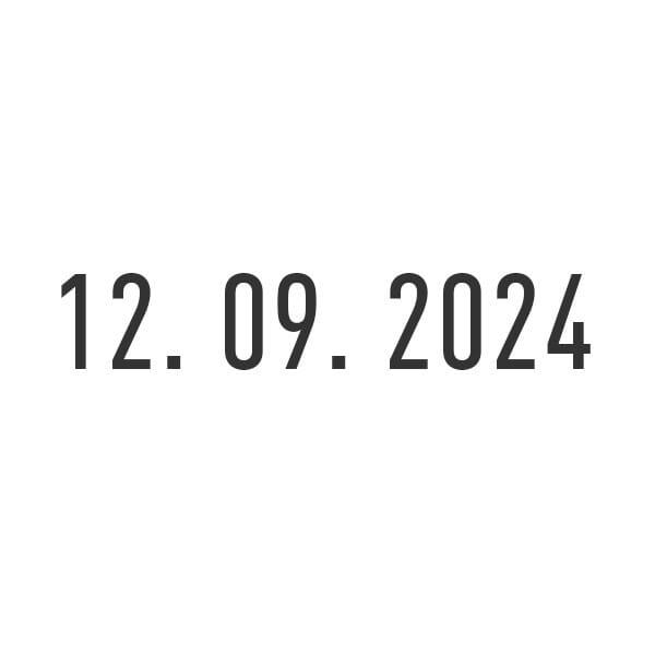 Colop Datumstempel 15000 (63x15 mm)