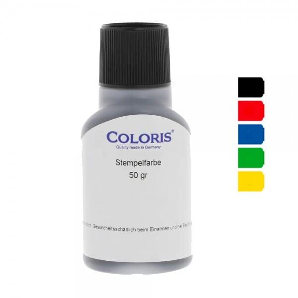 Coloris Stempelfarbe Beton Signierfarbe P
