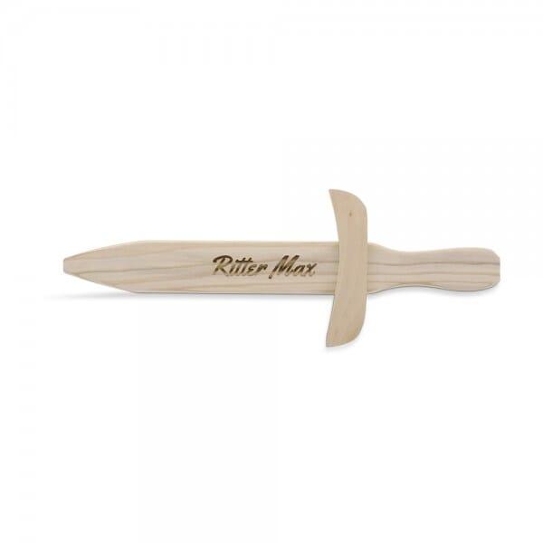 Holzschwert (Gravurmaß 15x3 cm)
