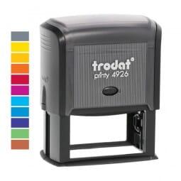 Trodat Printy 4926 Premium (75x38 mm - 11 Zeilen)