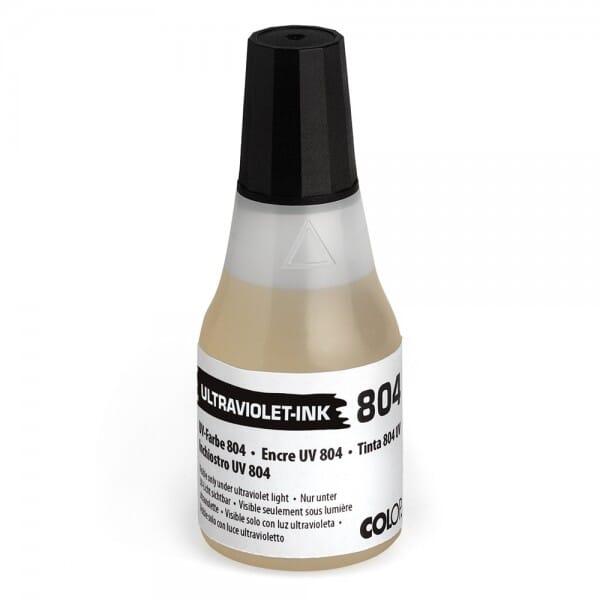 Colop UV-Farbe 804 (25 ml) bei Stempel-Fabrik