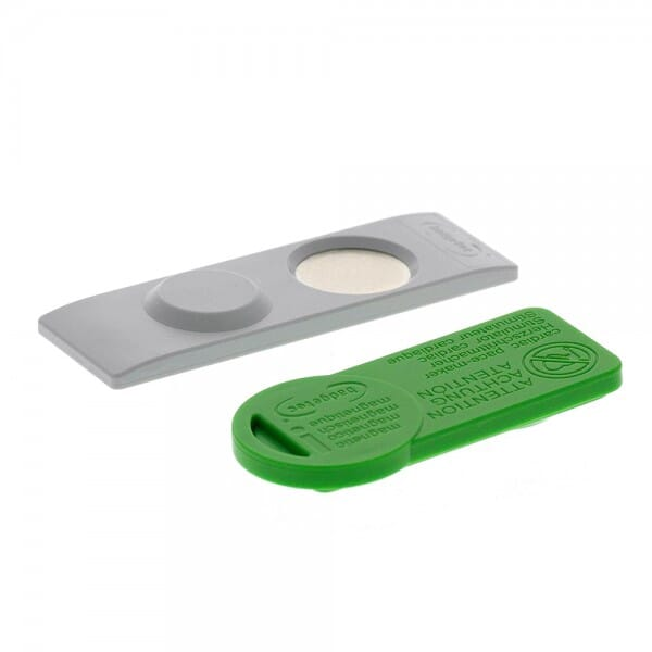Badgetec smag® - Ersatz Magnet-Set für Namenschilder bei Stempel-Fabrik