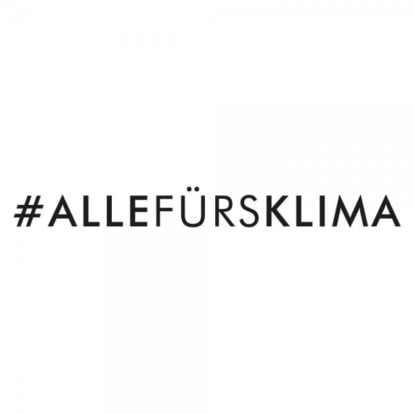 Fridays for Future - #ALLEFÜRSKLIMA (90x20mm)