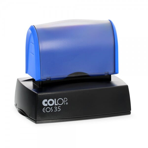 Colop EOS 35 (51x30 mm - 7 Zeilen)