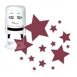 NIO Stempelmotiv - stars-space galaxy
