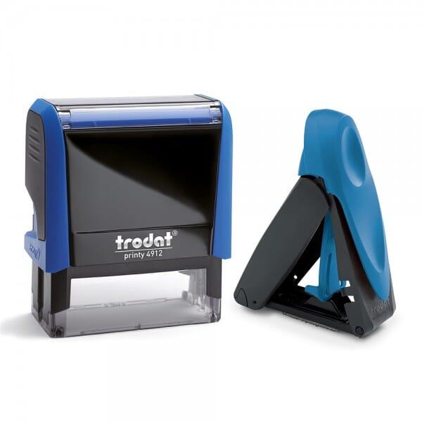 AKTION - Doppelpack / Trodat Printy 4912 + Mobile Printy 9412 bei Stempel-Fabrik