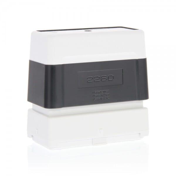 Brother digistamp 2260 (60x22 mm - 6 Zeilen)
