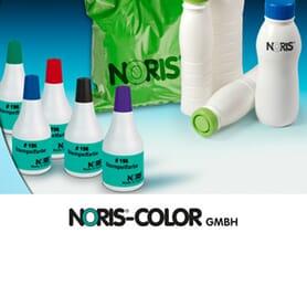 Noris Stempelfarben für Kunststoff