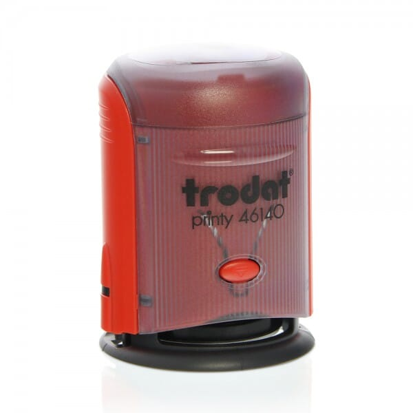 Trodat Printy 46140 Premium (Ø 40 mm - 4 Zeilen)