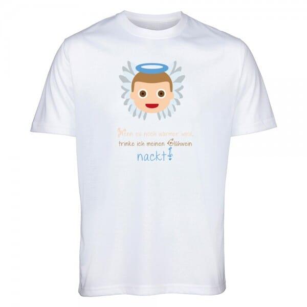 """T- Shirt Standard Weihnachten """"Engel"""""""
