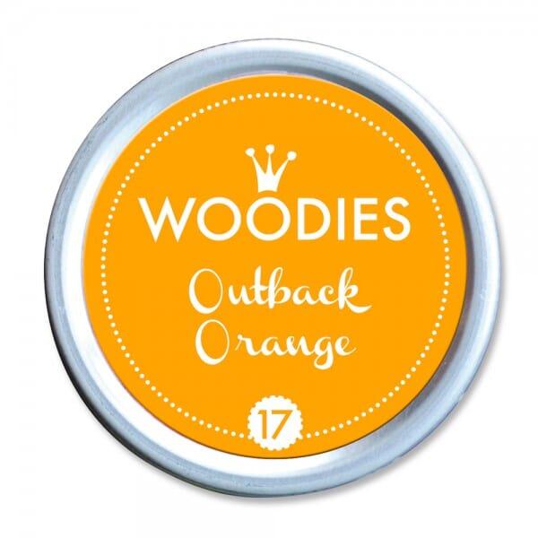 Woodies Stempelkissen - Outback Orange bei Stempel-Fabrik