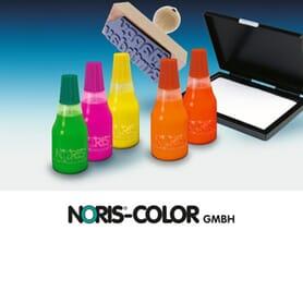 Noris Stempelfarben für Papier