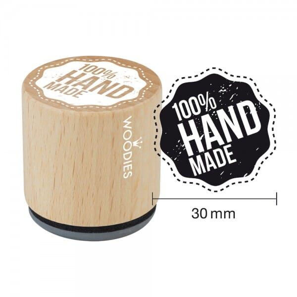 Woodies Stempel - 100% Handmade