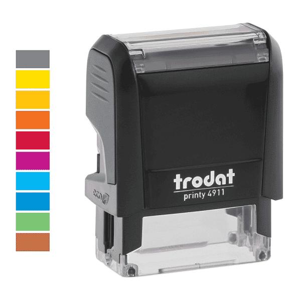 Trodat Printy 4911 Premium (37x14 mm - 4 Zeilen) bei Stempel-Fabrik