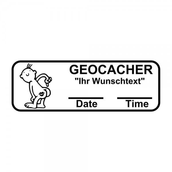 Geocaching - Trodat Mobile Printy 9411 (37x14 mm - 4 Zeilen)
