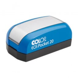 Colop EOS Pocket Stamp 20 (38x14 mm - 4 Zeilen)