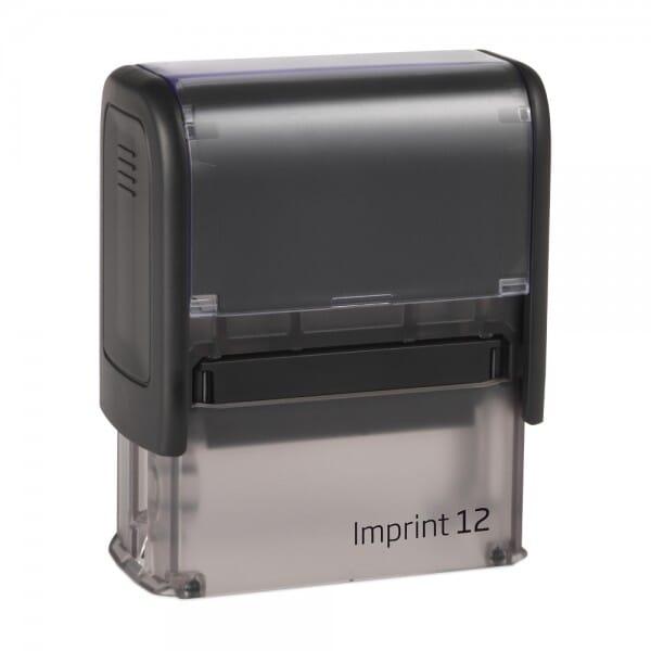 Dormy Imprint 12 (47x18 mm - 5 Zeilen) bei Stempel-Fabrik