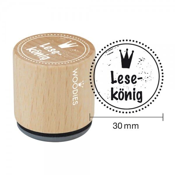 Woodies Stempel - Lesekönig bei Stempel-Fabrik