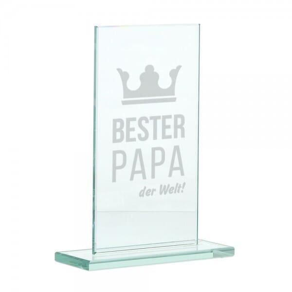 """Glasständer """"Bester Papa"""""""