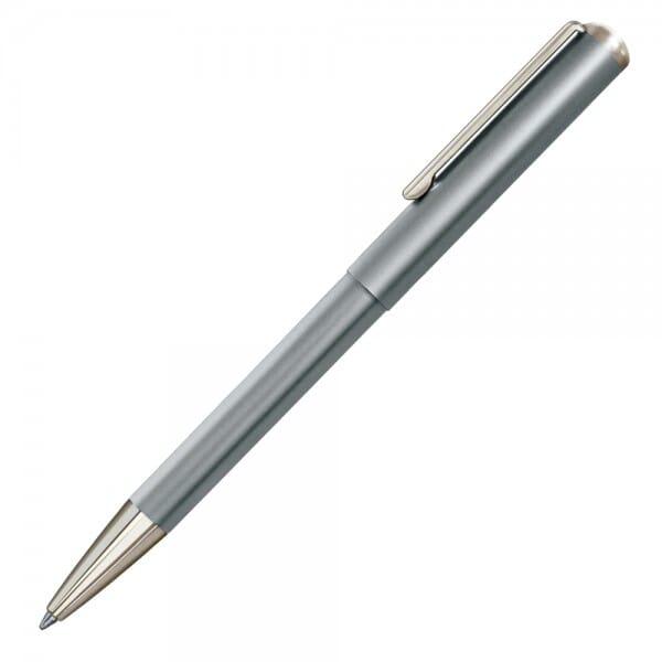 Heri Classic 3100 Kugelschreiberstempel Silber(33x8 mm - 3 Zeilen)