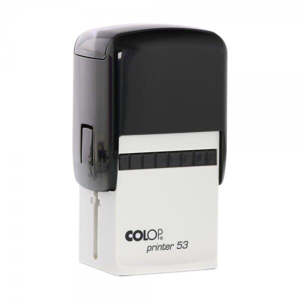 Colop Printer 53 (45x30 mm 7 Zeilen) bei Stempel-Fabrik