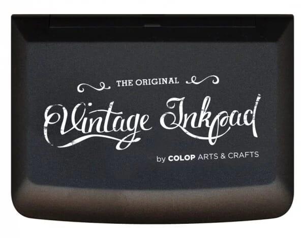 Vintage Stempelkissen