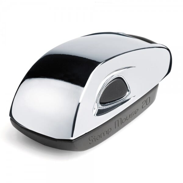 Colop Stamp Mouse 20 (38x14 mm - 4 Zeilen)