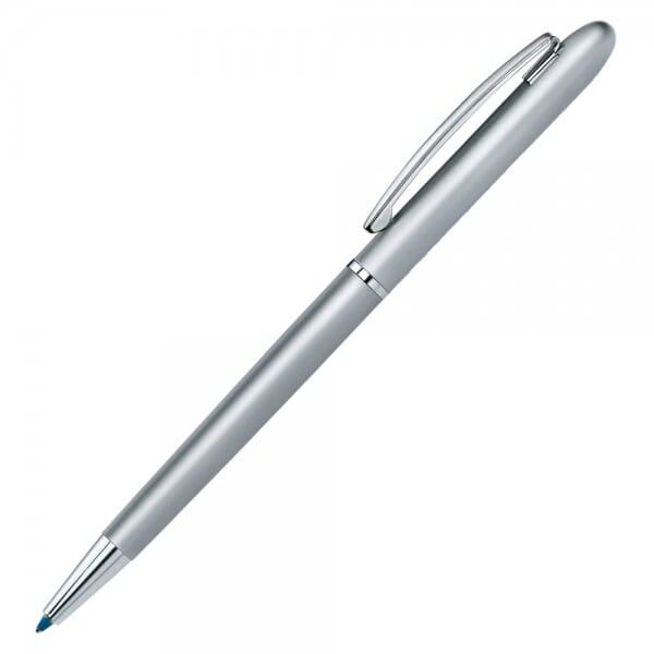 Heri Styling Classic 800 Kugelschreiberstempel Silber (36x6 mm - 2 Zeilen)