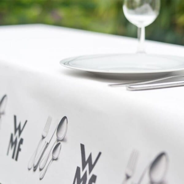 Tischdecke individuell bedruckt (verschiedene Größen) bei Stempel-Fabrik