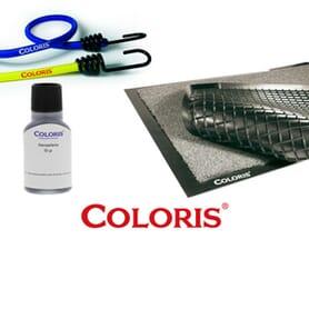 Coloris Stempelfarben für Kunststoff & Gummi