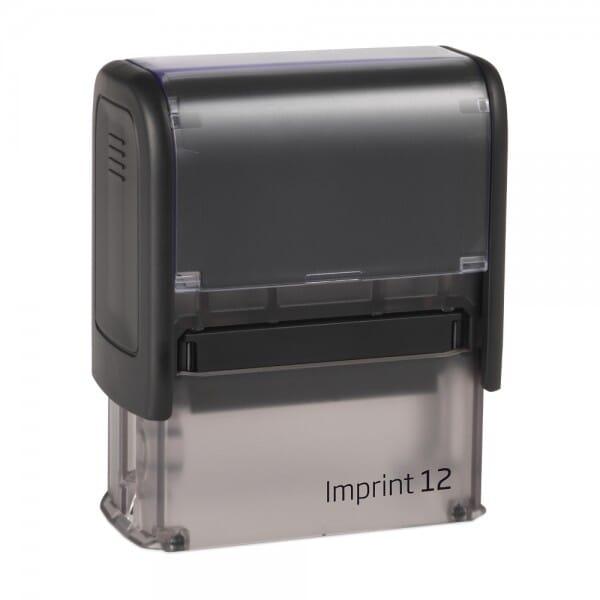 Dormy Imprint 12 (47x18 mm - 5 Zeilen)