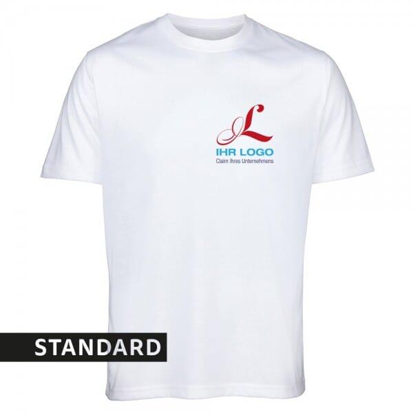 T-Shirt Standard individuell bedruckt