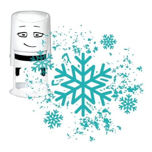 NIO Stempelmotiv - crystal-icy winter