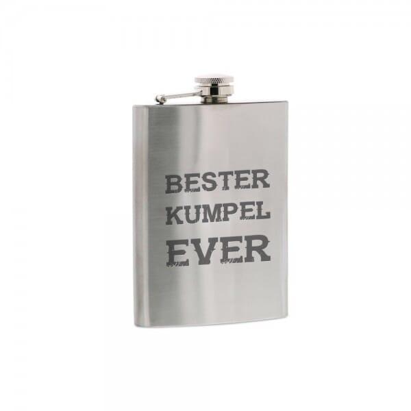"""Flachmann """"Bester Kumpel ever"""""""