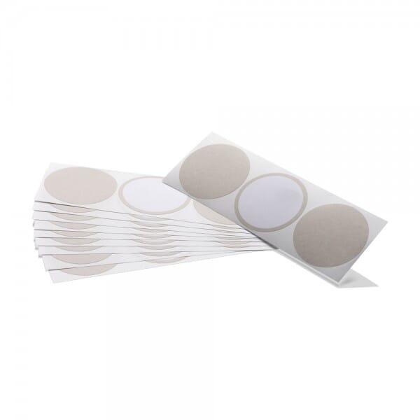 NIO Aufkleber Craft (ø 45 mm - 3x10 Stück)