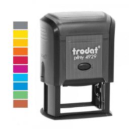 Trodat Printy 4929 Premium (50x30 mm - 7 Zeilen)
