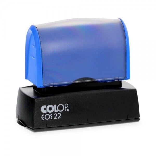SALE - Colop EOS 20 (38x14 mm - 4 Zeilen)