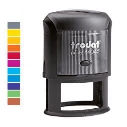 Trodat Printy 44045 oval Premium (45x30 mm - 8 Zeilen)