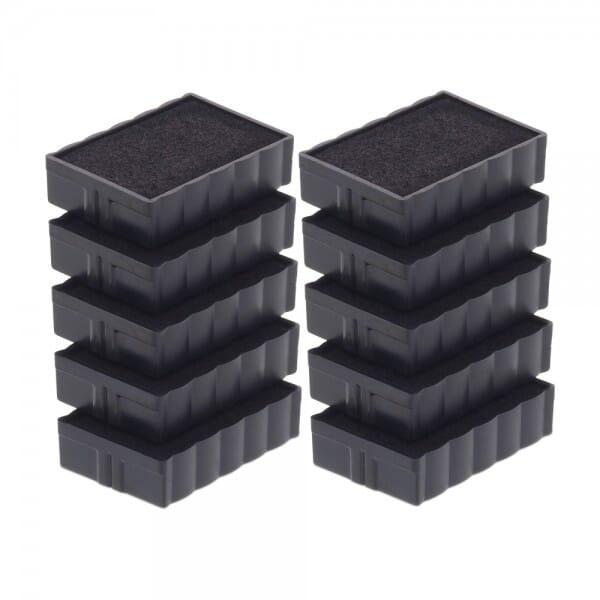 10 Stück Ersatzkissen TRODAT Printy 6/4850 bei Stempel-Fabrik
