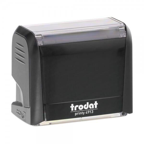 Trodat Printy 4913 Premium (58x22 mm - 6 Zeilen)