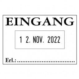 Colop Bänderstempel 04060/L EINGANG (45x30 mm)