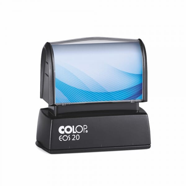 Colop EOS 20 (38x14 mm - 4 Zeilen)