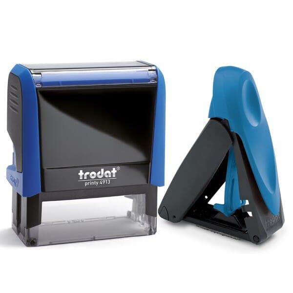 AKTION - Doppelpack / Trodat Printy 4913 + Mobile Printy 9413 bei Stempel-Fabrik