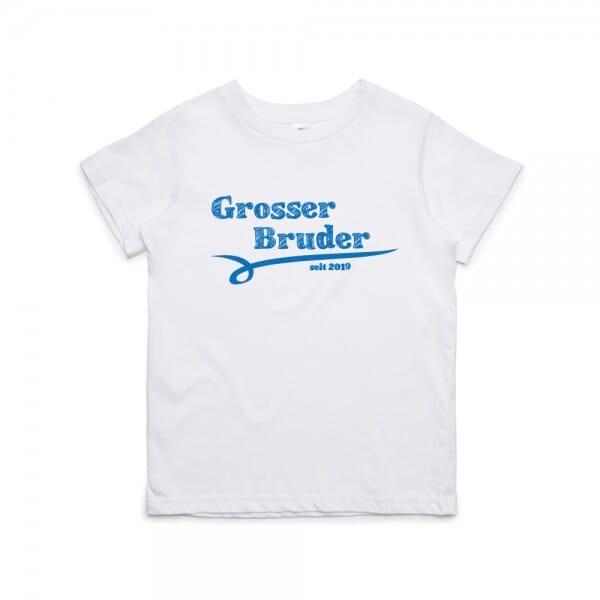 """Kinder T- Shirt """"Großer Bruder"""""""
