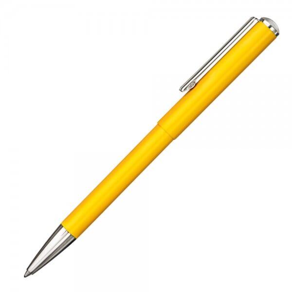 Heri Classic 3107 Kugelschreiberstempel Gelb (33x8 mm - 3 Zeilen)