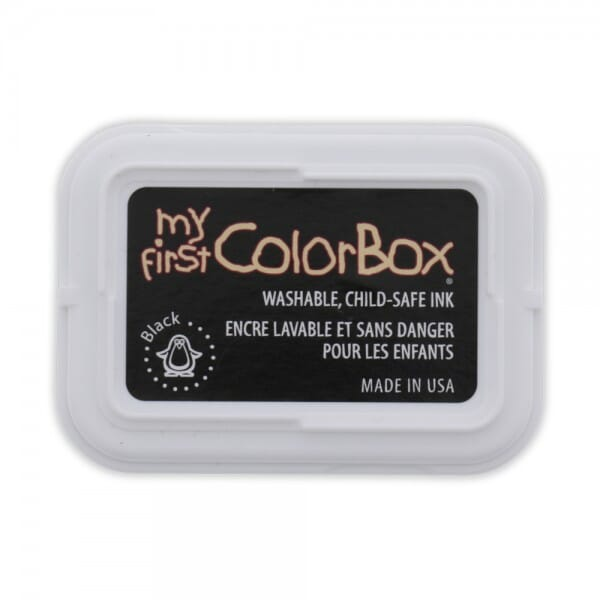 Clearsnap - My First Colorbox Black (7,7 x 5,6 cm)