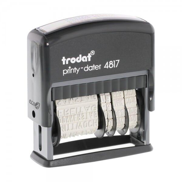 Trodat Printy 4817 Dater (47x3,8 mm) bei Stempel-Fabrik