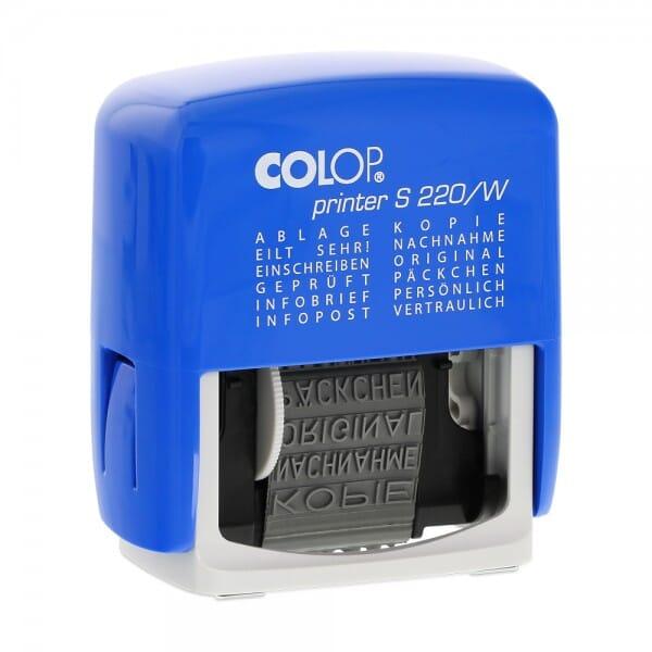 Colop Printer S 220/W (25x4 mm)