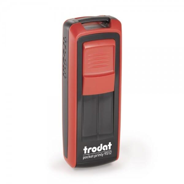 Trodat Pocket Printy 9512 Premium (47x18 mm - 5 Zeilen)